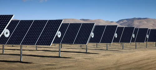 Sizable Solar Plant In The Works For West Texas Krts 93
