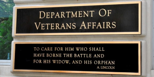 (U.S. Department of Veterans Affairs)