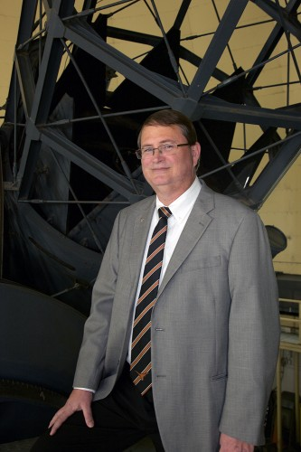 Craig Nance, the new Superintendent of McDonald Observatory. (Credit: McDonald Observatory)
