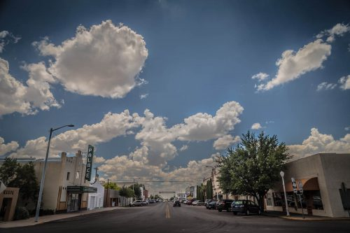 Hotel alternatives Air BNB and VRBO have grown in popularity alongside Marfa's growth as a tourism hotspot. (Kurt Johnson via Flickr/Creative Commons CC BY-NC-ND 2.0)