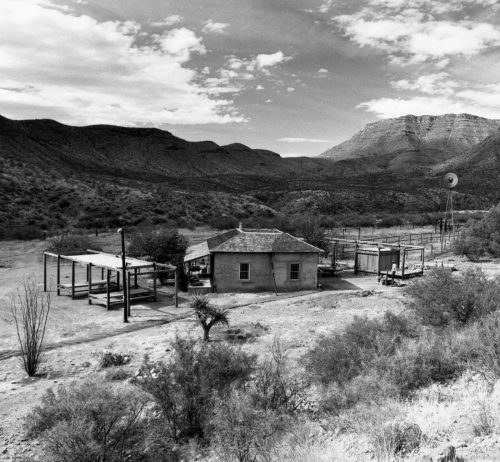 """Preview of """"Ranch Day"""" at Donald Judd's """"Casa Perez"""" in ... 
