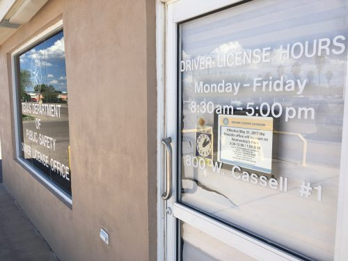 State Commission Rejects Recommendation To Close 87 Driveru0027s License  Offices Across Texas