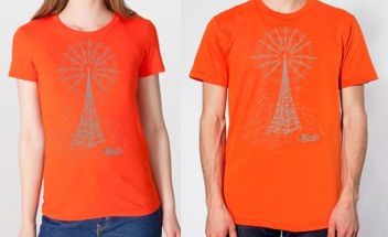 Want one of these shirts? We're giving one to anyone donating $120 or more during the Spring Membership Drive.