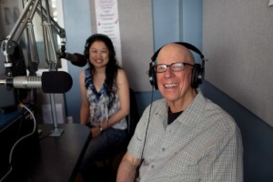 Joan Wai & Bob Shapiro, Nichols Fellowship, Marfa Public Radio, May 17, 2013.