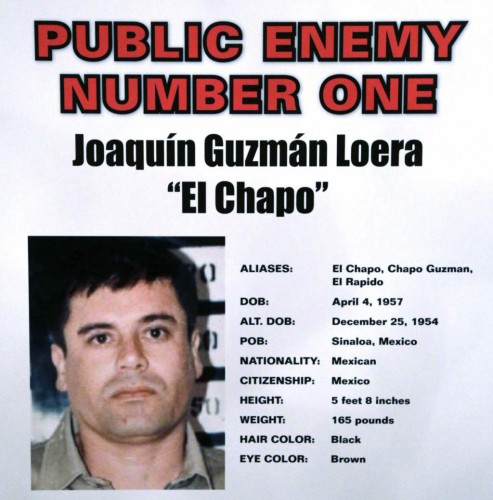 el chapo guzman captured  what does it mean for the texas