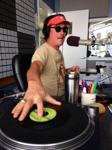 David Beebe spins the oldies live 'till 1 pm today!