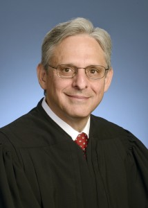 Merrick Garland, chief judge of the U.S. Court of Appeals for the District of Columbia, is a former prosecutor who's viewed as a moderate. (U.S. Court of Appeals District of Columbia Circuit via AP)